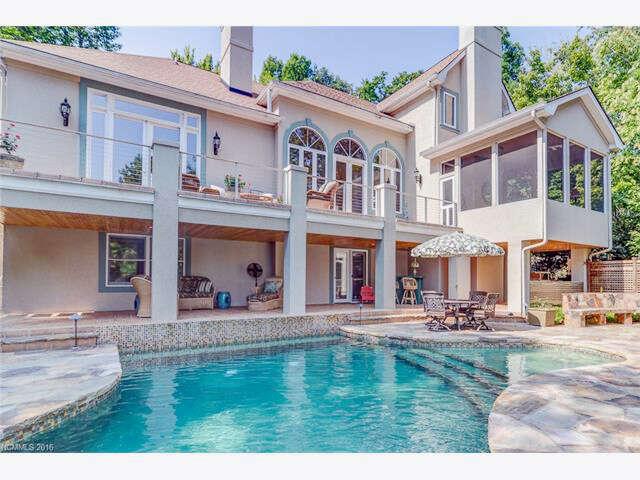 Single Family for Sale at 183 Old Hillside Lane Flat Rock, North Carolina 28731 United States