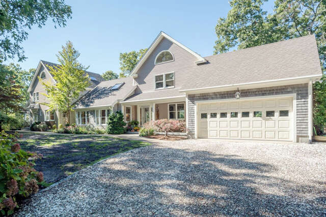 Single Family for Sale at 35 Skymeadow Drive Orleans, Massachusetts 02653 United States
