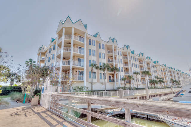 Condominium for Sale at 4624 Harbour Village Blvd Unit #4507 Unit #4507 Ponce Inlet, Florida 32127 United States