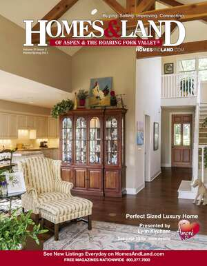 HOMES & LAND Magazine Cover. Vol. 31, Issue 02, Page 13.