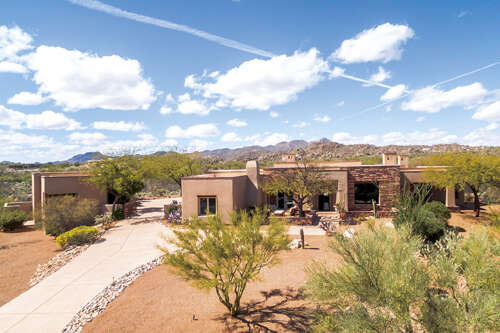 Single Family for Sale at 14005 N Honey Tree Place Oro Valley, Arizona 85755 United States