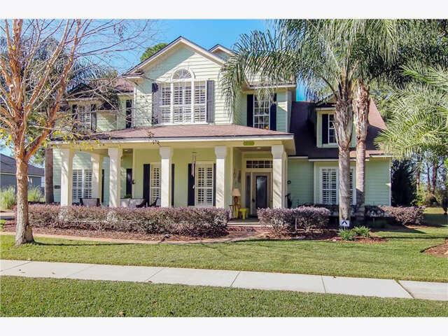 Single Family for Sale at 862653 North Hampton Club Way Fernandina Beach, Florida 32034 United States