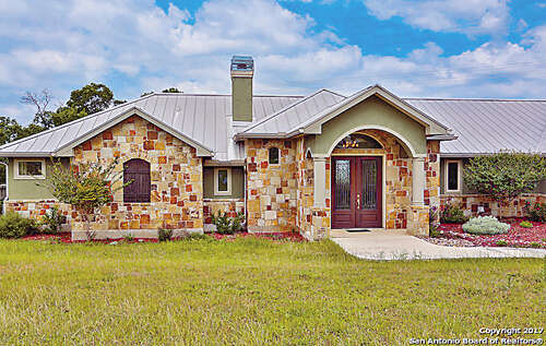 Single Family for Sale at 158 Napa Rdg Comfort, Texas 78013 United States