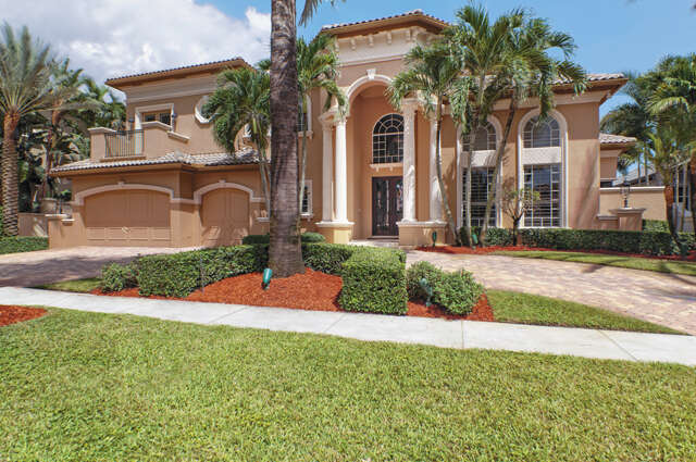 Single Family for Sale at 15996 D'Alene Drive Delray Beach, Florida 33446 United States