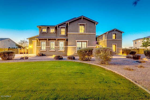 Single Family for Sale at 6264 S Reseda Street Gilbert, Arizona 85298 United States