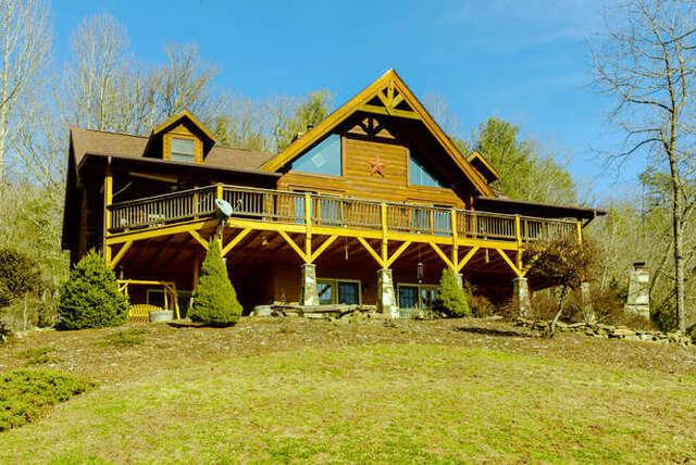 Single Family for Sale at 1823 Barnard Road Marshall, North Carolina 28753 United States