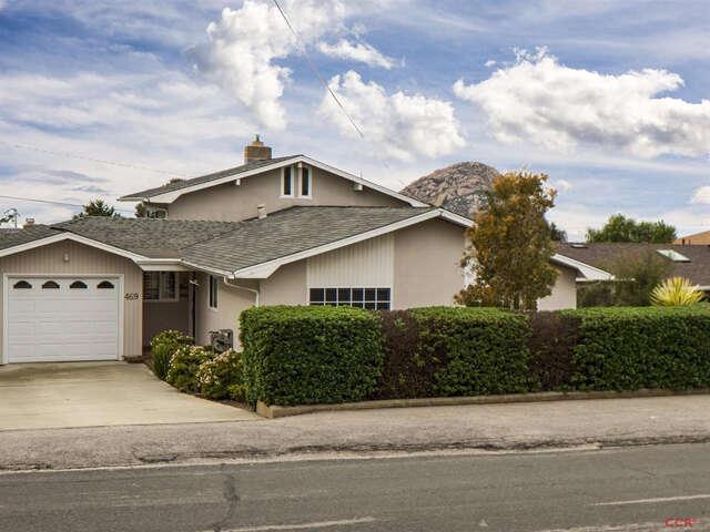 Single Family for Sale at 469 Fresno Avenue Morro Bay, California 93442 United States