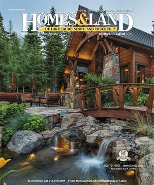 Homes & Land of Lake Tahoe North & Truckee