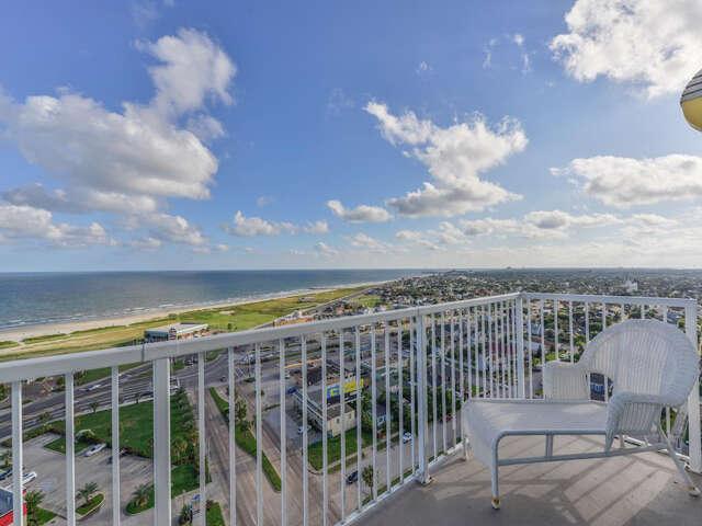 Condominium for Sale at 500 Seawall 1401 Galveston, Texas 77550 United States