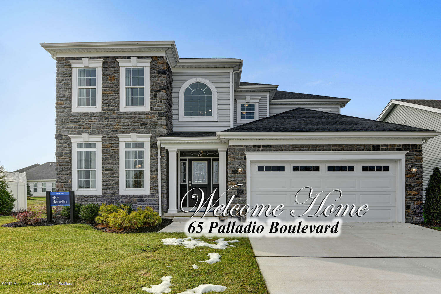 Single Family for Sale at 65 Palladio Boulevard Monmouth Junction, New Jersey 08852 United States
