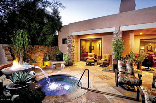 Single Family for Sale at 14188 N Gallery Place Marana, Arizona 85658 United States