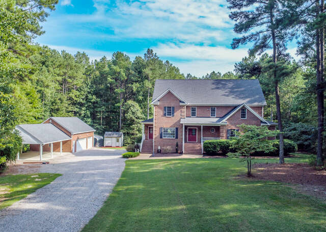 Single Family for Sale at 24101 Pear Orchard Road Moseley, Virginia 23120 United States
