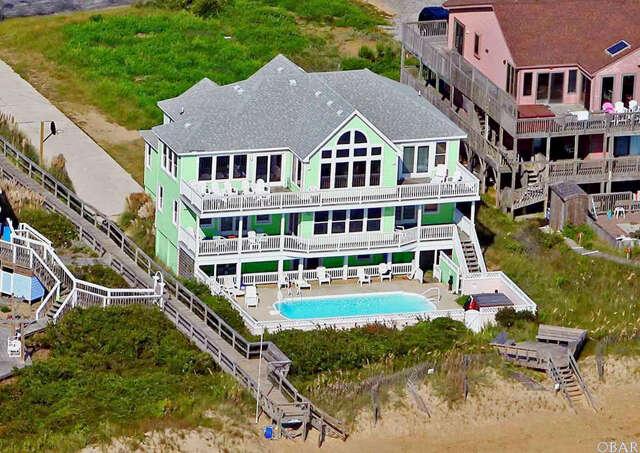 Single Family for Sale at 140 Sea Eider Court Duck, North Carolina 27949 United States