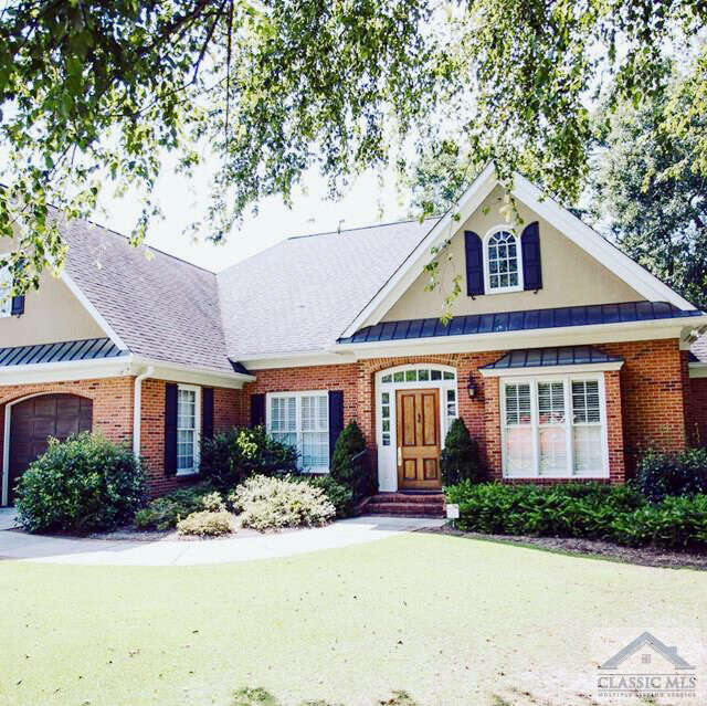 Single Family for Sale at 117 Princeton Mill Rd Athens, Georgia 30606 United States