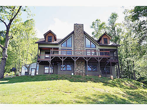 Single Family for Sale at 40 Hawks Nest Trail Marshall, North Carolina 28753 United States
