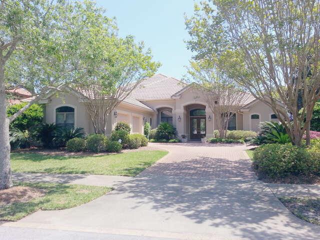 Single Family for Sale at 4376 Stonebridge Road Destin, Florida 32541 United States