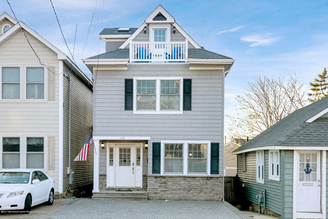 Single Family for Sale at 175 First Avenue Manasquan, New Jersey 08736 United States