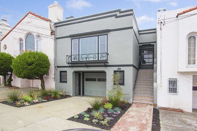 Single Family for Sale at 1431 31st Ave San Francisco, California 94122 United States