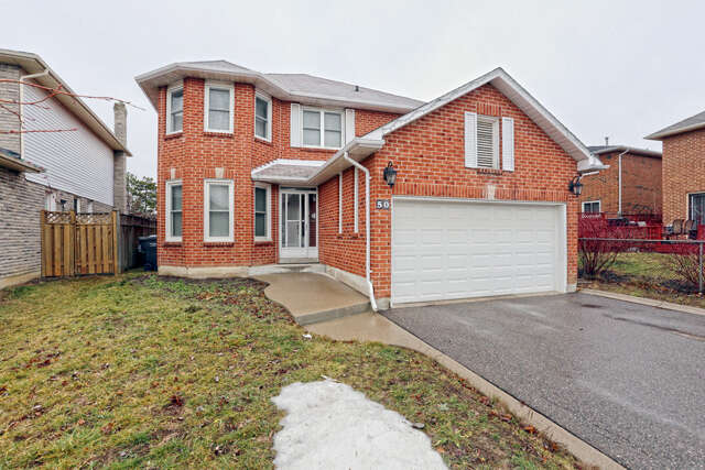 Featured Property in BRAMPTON, ON, L6Z 1E8