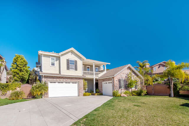 Single Family for Sale at 3708 Res Hawk Court Simi Valley, California 93063 United States