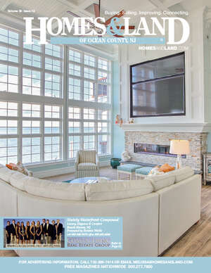 HOMES & LAND Magazine Cover. Vol. 30, Issue 12, Page 52.