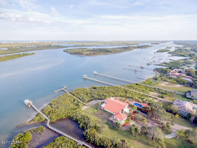 Single Family for Sale at 621 N Riverside Drive Edgewater, Florida 32132 United States
