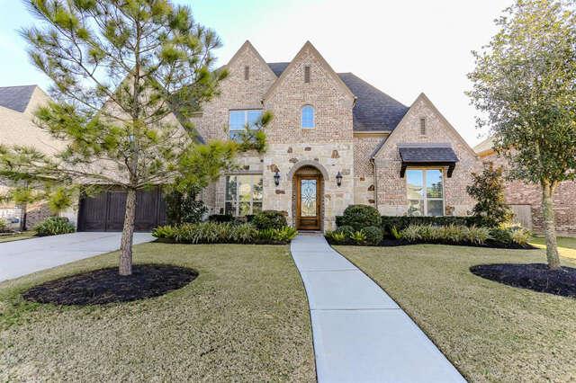 Single Family for Sale at 2911 Gable Landing Lane Katy, Texas 77494 United States