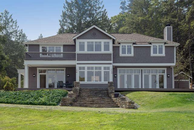 Single Family for Sale at 7700 NE Hidden Cove Rd Bainbridge Island, Washington 98110 United States