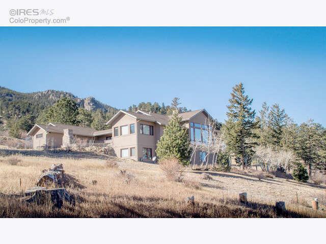Single Family for Sale at 3000 Kiowa Trail Estes Park, Colorado 80517 United States
