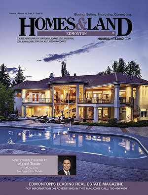 HOMES & LAND Magazine Cover. Vol. 15, Issue 13, Page 31.