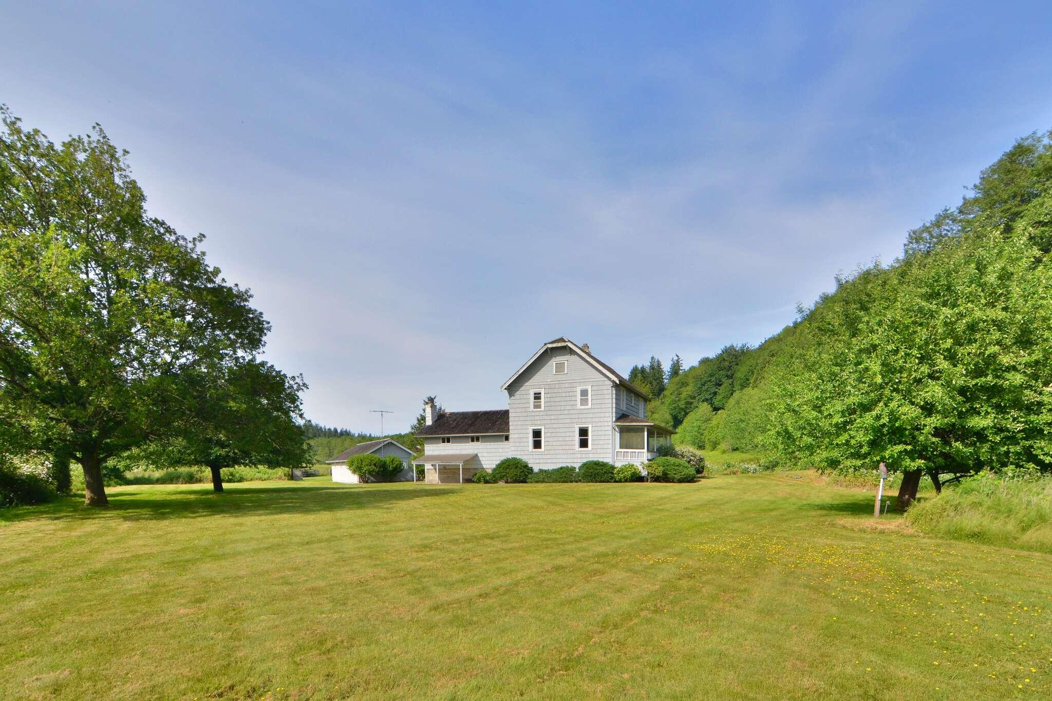 Single Family for Sale at 23139 Big Valley Rd NE Poulsbo, Washington 98370 United States
