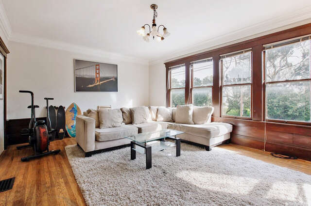 Single Family for Sale at 215-217 14th Ave San Francisco, California 94118 United States