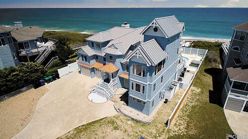 Single Family for Sale at 178 Ocean Way Court Duck, North Carolina 27949 United States
