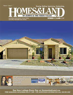 HOMES & LAND Magazine Cover. Vol. 17, Issue 07, Page 15.