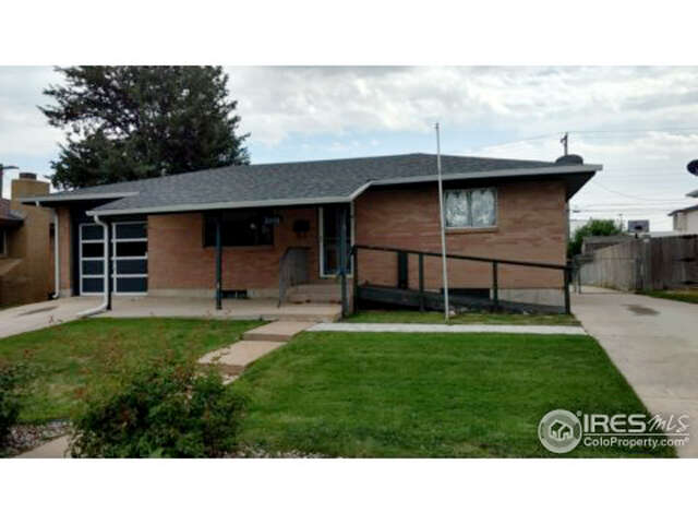 Real Estate for Sale, ListingId:47099911, location: 2002 27th St Greeley 80631