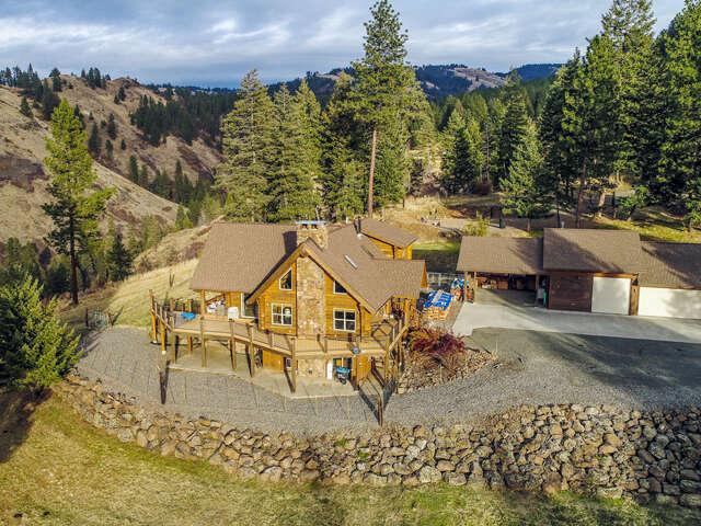 Single Family for Sale at 662 Woodys Way White Bird, Idaho 83554 United States