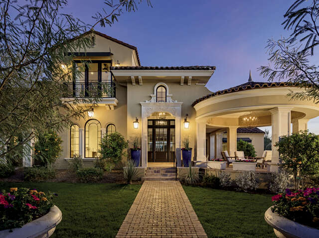 Single Family for Sale at 10225 E Journey Lane Scottsdale, Arizona 85255 United States