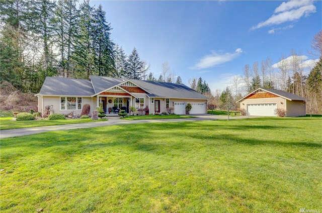 Single Family for Sale at 5702 190th Ave E Lake Tapps, Washington 98391 United States