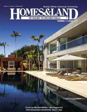 HOMES & LAND Magazine Cover. Vol. 37, Issue 12, Page 9.