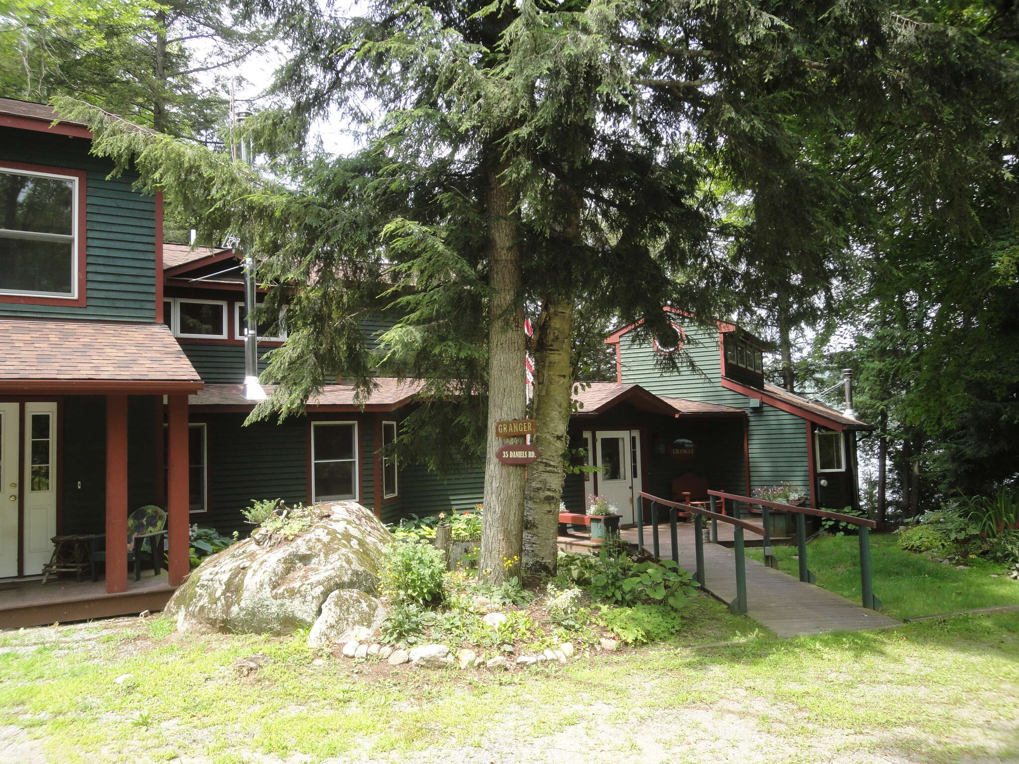 Vacation Property for Sale at 35 Daniels Rd Schroon Lake, New York 12870 United States