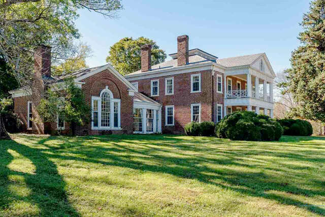 Single Family for Sale at 7369 Dyers Mill Lane Scottsville, Virginia 24590 United States
