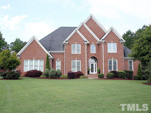 Single Family for Sale at 412 Deep Woods Trail Wake Forest, North Carolina 27587 United States