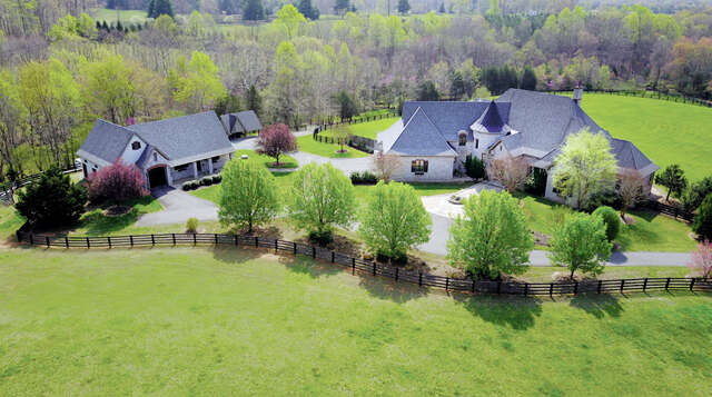 Single Family for Sale at 4969 Barn Field Drive Keswick, Virginia 22947 United States