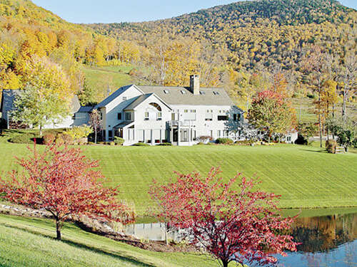 Single Family for Sale at 2199 Lower Hollow Road Dorset, Vermont 05251 United States