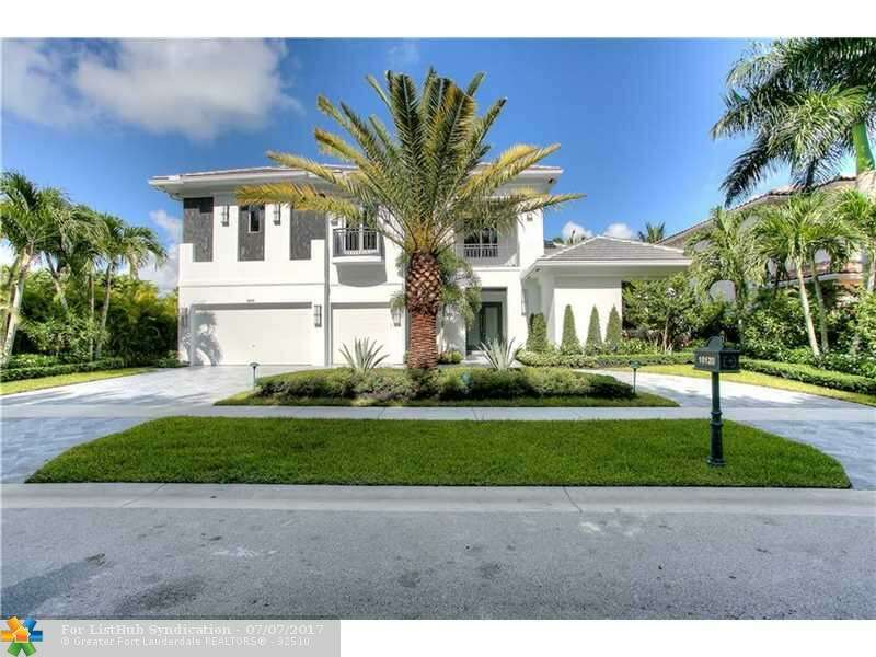 Single Family for Sale at 10120 Sweet Bay St Plantation, Florida 33324 United States