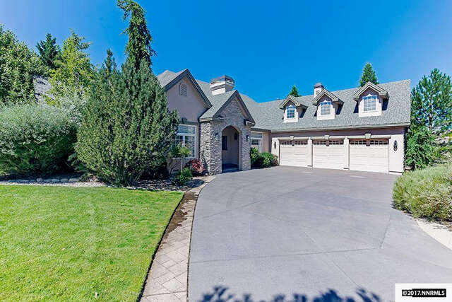 Single Family for Sale at 4465 Plateau Reno, Nevada 89519 United States