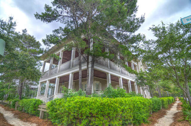 Single Family for Sale at 261 Needlerush Drive Santa Rosa Beach, Florida 32459 United States