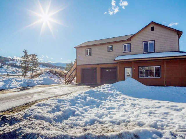 Single Family for Sale at 30 Anaconda Dr Gallatin Gateway, Montana 59730 United States