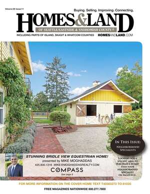 Homes & Land of Seattle/Eastside & Snohomish County