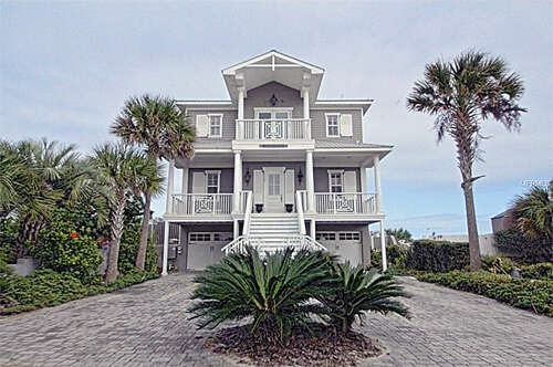 Single Family for Sale at 3309 Hill Street New Smyrna Beach, Florida 32169 United States